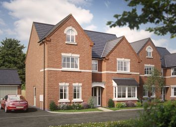 Thumbnail 5 bedroom detached house for sale in The Belvedere, Off Magdalene Drive, Mickleover, Derby