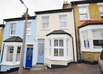 Thumbnail 2 bed terraced house for sale in Uttons Avenue, Leigh-On-Sea, Essex