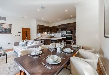 Thumbnail 3 bed flat to rent in Palace Wharf Apartments, Hammersmith, London