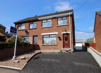 Thumbnail 3 bed semi-detached house for sale in Brookvale Rise, Lisburn