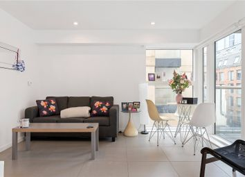 Thumbnail 1 bed flat to rent in Dance Square, Central Street, Clerkenwell, London