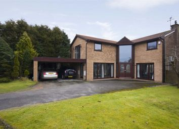 Thumbnail 4 bed detached house for sale in Meadow Croft, Whitefield, Manchester