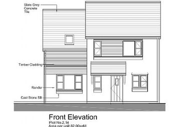 Thumbnail 3 bed end terrace house for sale in Plot 2, Acland Park, Feniton, Devon