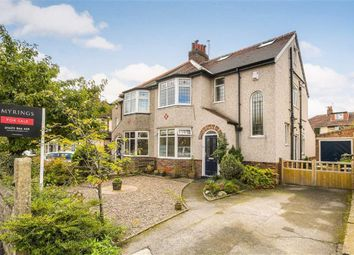 Thumbnail 4 bed semi-detached house for sale in Arncliffe Road, Harrogate, North Yorkshire