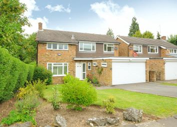Thumbnail 4 bed detached house to rent in Woodfield Avenue, Northwood