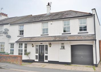 Thumbnail 4 bed end terrace house for sale in Herkomer Road, Bushey