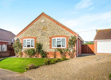 Thumbnail 3 bed detached bungalow for sale in Anne Stannard Way, Bacton, Norwich