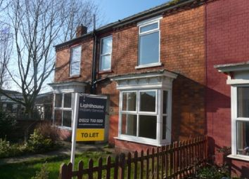 Thumbnail 3 bed terraced house to rent in Norfolk Street, Lincoln