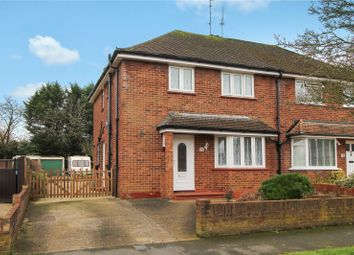 Thumbnail 3 bed semi-detached house for sale in Kingsway, Aldershot, Hampshire