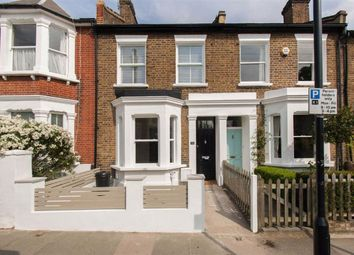 Thumbnail 4 bed terraced house to rent in Myrtle Road, London