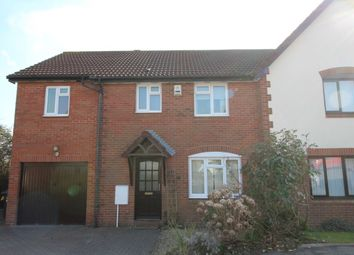 Thumbnail 4 bedroom detached house to rent in Brock End, Portishead, Bristol