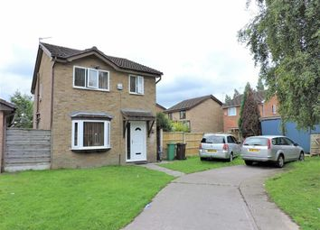 Thumbnail 3 bed detached house for sale in Tarrington Close, Manchester, Greater Manchester