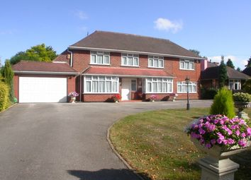 Thumbnail 3 bed detached house for sale in High Wych Road, High Wych, Sawbridgeworth