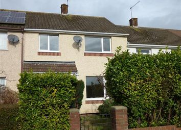 Thumbnail 3 bed terraced house to rent in Aust Crescent, Bulwark, Chepstow