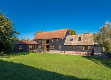 5 bed barn conversion for sale in Newmans Green, Sudbury, Suffolk CO10