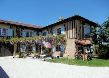 Thumbnail 4 bed farmhouse for sale in 32300, Seissan, Auch-Sud-Est-Seissan, Auch, Gers, Midi-Pyrénées, France