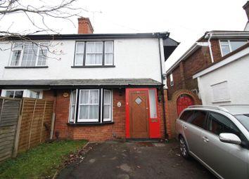 Thumbnail 3 bed semi-detached house to rent in High Street, Bovingdon, Hemel Hempstead