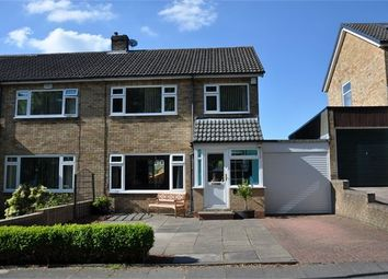 Thumbnail 3 bedroom semi-detached house for sale in Antonine Walk, Heddon On The Wall