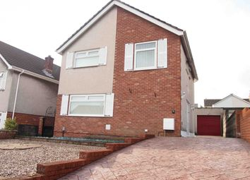 Thumbnail 3 bed detached house to rent in Pant Glas, Swansea