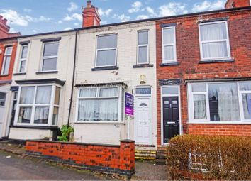 3 bed terraced house for sale in Burgass Road, Nottingham NG3