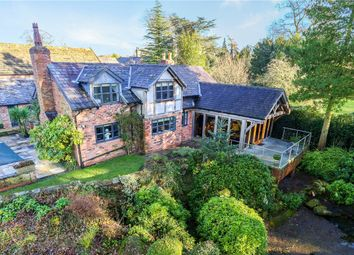Thumbnail 2 bed detached house for sale in Congleton Road, Nether Alderley, Cheshire
