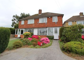 Thumbnail 3 bedroom semi-detached house for sale in Brighton Road, Lower Kingswood, Tadworth
