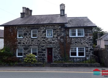Thumbnail 4 bed detached house for sale in Ala Road, Pwllheli