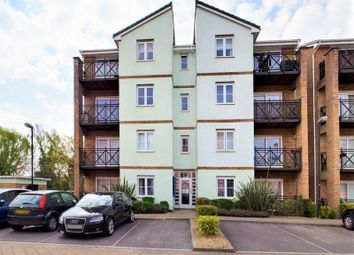 Thumbnail 1 bed flat for sale in Pentland Close, Llanishen, Cardiff.