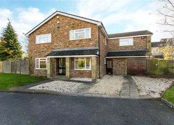 Thumbnail 5 bed detached house for sale in Chequers Lane, Prestwood, Great Missenden, Buckinghamshire