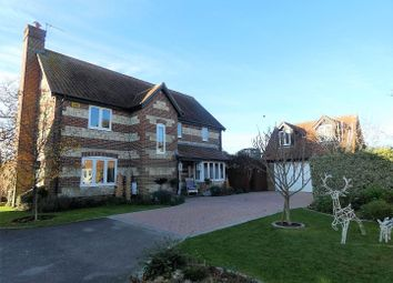 Thumbnail 4 bed detached house for sale in Wonston, Hazelbury Bryan, Sturminster Newton