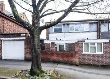 Thumbnail 3 bed semi-detached house for sale in Lenton Road, The Park, Nottingham