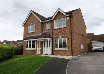Thumbnail 4 bed detached house for sale in May Avenue, Churwell, Morley, Leeds