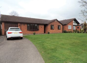 Thumbnail 3 bed detached bungalow to rent in Kingfisher Walk, Penkridge, Stafford, Staffs