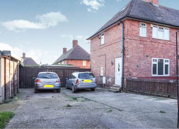 Thumbnail 3 bed semi-detached house for sale in Sherborne Road, Nottingham