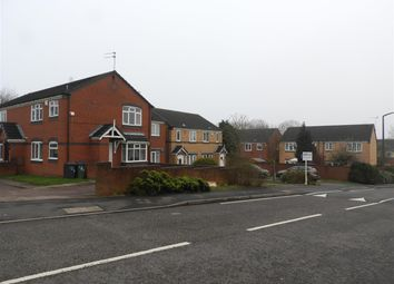 Thumbnail 1 bed flat for sale in Woodruff Way, Tame Bridge, Walsall