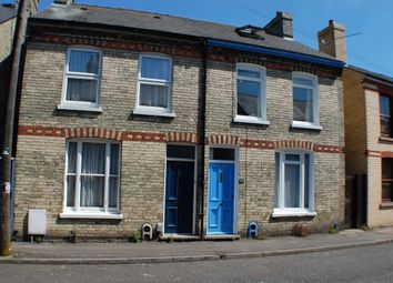 Thumbnail 3 bed terraced house to rent in Suez Road, Cambridge