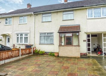 Thumbnail 2 bed terraced house for sale in Hernefield Road, Shard End, Birmingham