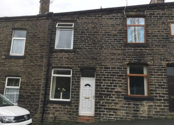 Thumbnail 3 bed terraced house to rent in Victoria Road, Haworth, Keighley, West Yorkshire