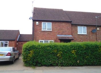 Thumbnail 4 bedroom semi-detached house to rent in Hall End Road, Wootton, Bedford