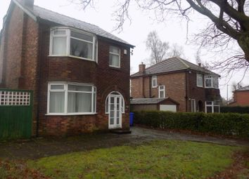 Thumbnail 3 bed detached house to rent in Ellenbrook Road, Worsley, Manchester