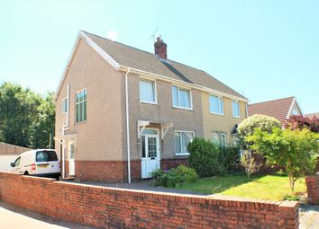Thumbnail 3 bed semi-detached house for sale in Parklands View, Swansea
