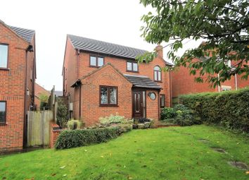 Thumbnail 4 bed detached house for sale in Spinney Hill, Melbourne, Derby
