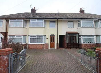 Thumbnail 3 bed terraced house for sale in Briarwood Drive, Bispham, Blackpool