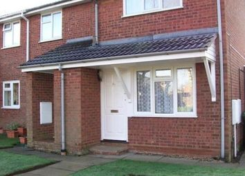 Thumbnail 2 bed flat to rent in Ryhope Walk, Wolverhampton