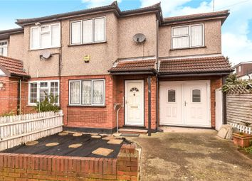 Thumbnail 3 bed semi-detached house for sale in Whitby Road, Ruislip, Middlesex