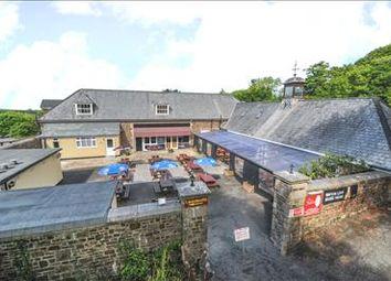 Thumbnail Pub/bar for sale in The Stables, Penstowe Park, Kilkhampton, Bude