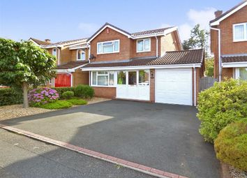 Thumbnail 4 bed detached house for sale in Cygnet Drive, Telford, Shropshire
