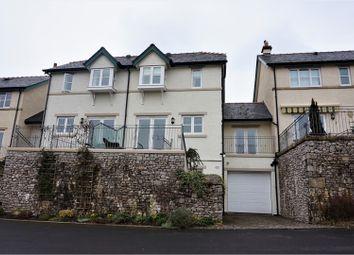Thumbnail 4 bed semi-detached house for sale in Graythwaite Court, Grange-Over-Sands