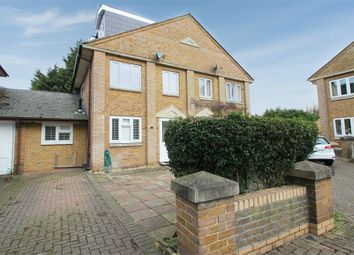 Thumbnail 5 bed semi-detached house for sale in Nightingale Way, London