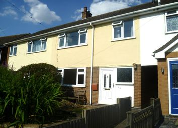 Thumbnail 3 bed terraced house to rent in Hollybank Estate, Austrey, Atherstone